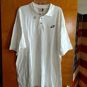 Men's XXL 3 button down shirt. NWT.